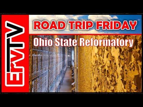Shawshank Prison (Ohio State Reformatory)   Road Trip Friday