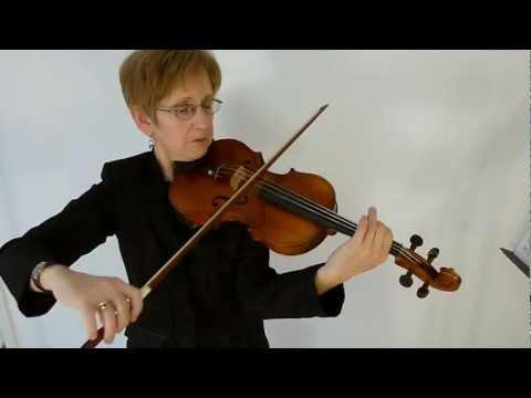 Violin Class 39: Arkansas Traveller