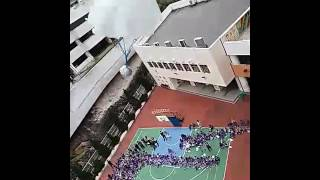 佛教中華康山學校 科技探究 雞蛋降落傘 1月10日 第二次測