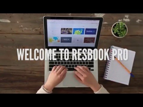Welcome to ResBook Pro