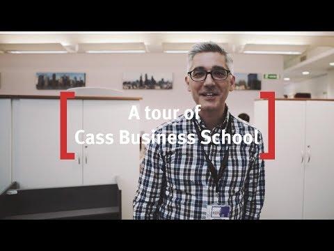 Take a Tour Through Cass Business School