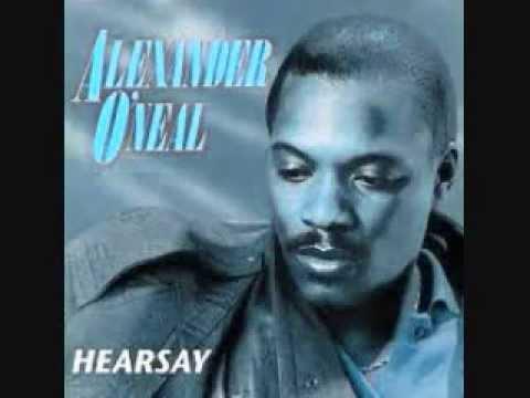 Alexander O'Neal ~ Crying Overtime