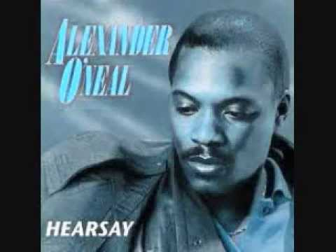 Alexander ONeal ~ Crying Overtime