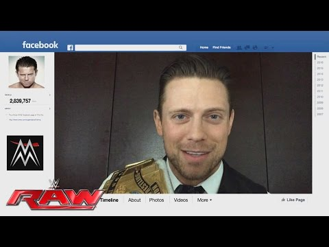 "The Miz provides an update from the set of ""The Marine 5: Battleground"": Raw, May 30, 2016"