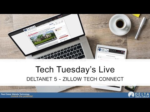 Tech Tuesday's DeltaNet 5 [Zillow Tech Connect]
