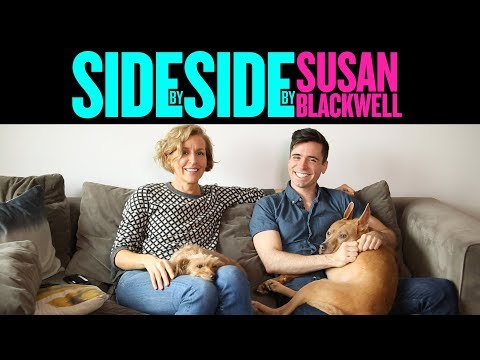 SIDE BY SIDE BY SUSAN BLACKWELL: Matt Doyle