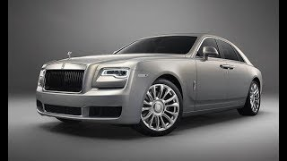Rolls Royce Silver Ghost First Look