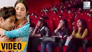 Dhadak Climax Scene Leaves The Audience In SHOCK | Watch Video | लहरें गपशप