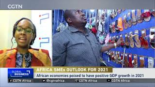 Positive outlook on Africa's SMEs expected to boost performance