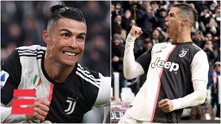 IMPRESIONANTE: Cristiano Ronaldo, hat-trick y asistencia en la goleada de Juventus 4-0 Cagliari