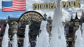 AMERICA First but EUROPA-PARK Second! 🇺🇸🇪🇺