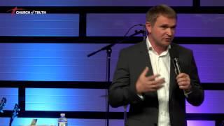 Church of Truth - Проповедует пастор из Астрахани (Александр Калинин)
