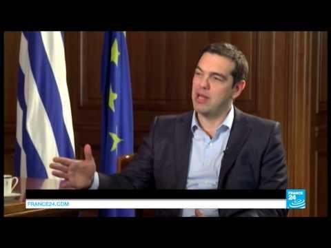 GREECE - Alexis Tsipras visits Russian President Vladimir Putin