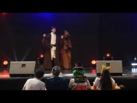related image - Festival Mangalaxy 2016 - Concours Cosplay Samedi - 12 - Star Wars -