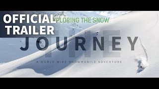 The Journey | Official Trailer 4K | Exploring The Snow