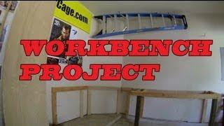 Garage Workbench Project Part 1