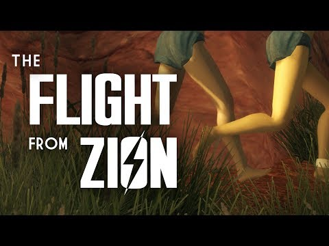 Honest Hearts 08 - The Flight from Zion - Fallout New Vegas Lore