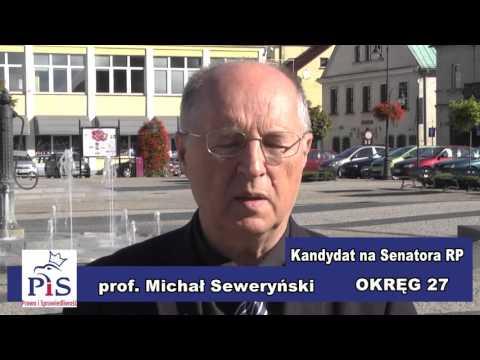 Michał Seweryński kandydat PiS na senatora cz. 1 - Sieradzka TV Media