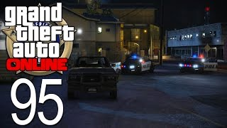 GTA 5 Online - SAPDFR - Episode 95 - Popping Shots! (No Mods)