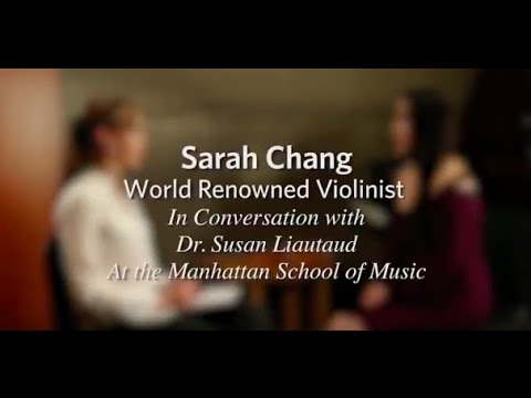 Sarah Chang Full Interview