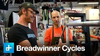 Innovators & Essentials: Ira Ryan & Tony Pereria, Breadwinner Cycles