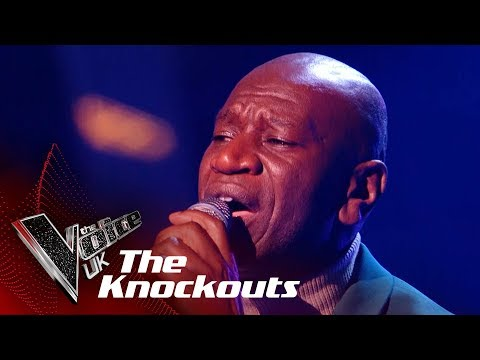 Wayne Ellington Performs 'Man In The Mirror': The Knockouts | The Voice UK 2018