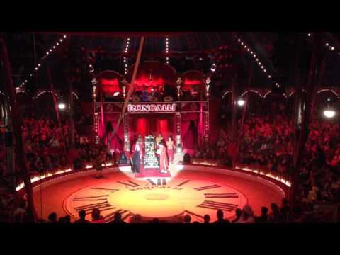 Video-Mobile 40 Jahre Circus Roncalli by Kristalleon Christoph Müller