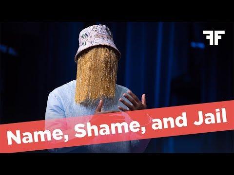 ANAS AREMEYAW ANAS | NAME, SHAME, AND JAIL | 2017