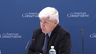 Foreign Policy in Trump's Washington:  TAC Interview w/Andrew Bacevich 11/7/19