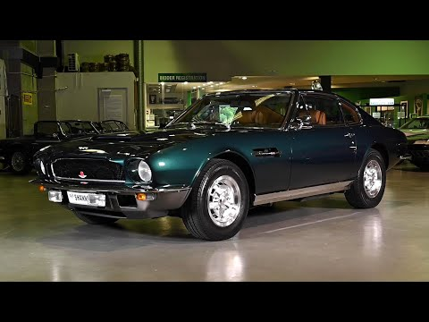 1973 Aston Martin V8 Series 2 Coupe - 2019 Shannons Sydney Late Autumn Classic Auction