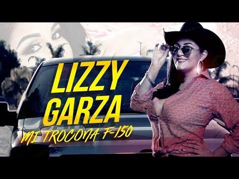 Lizzy Garza - Mi Trocona F150 - [Official Music Video]