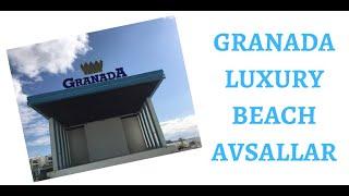 GRANADA LUXURY BEACH AVSALLAR ALANYA ANTALYA TURKEY HOTEL 5 Отдых в Турции Holiday Hotel 5