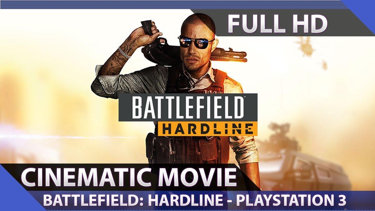 Battlefield: Hardline - Cinematic Movie (1080p HD) - YouTube