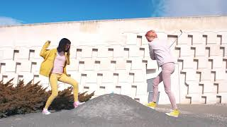 Pink Kate + Yellow Mellow