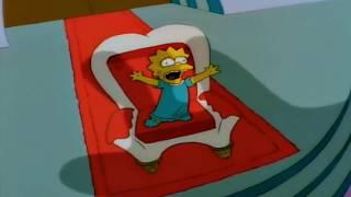 Die Simpsons - Lisa schafft ein Universum(Beste Szenen #7) [Deutsch/German] HD 2018