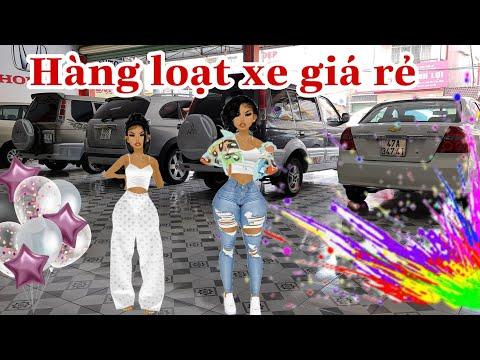 nhiều xe giá mấy chục triệu cực rẻ bên Trần Anh ôtô LH 0961408726