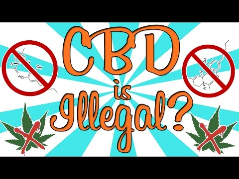 CBD IS NOW ILLEGAL IN THE UNITED STATES??