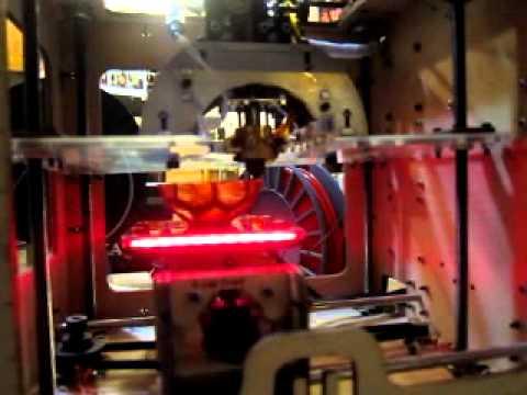 3-D Printing Geometric Shapes