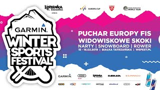 LIVE Garmin Winter Sports Festival 2019 Finals