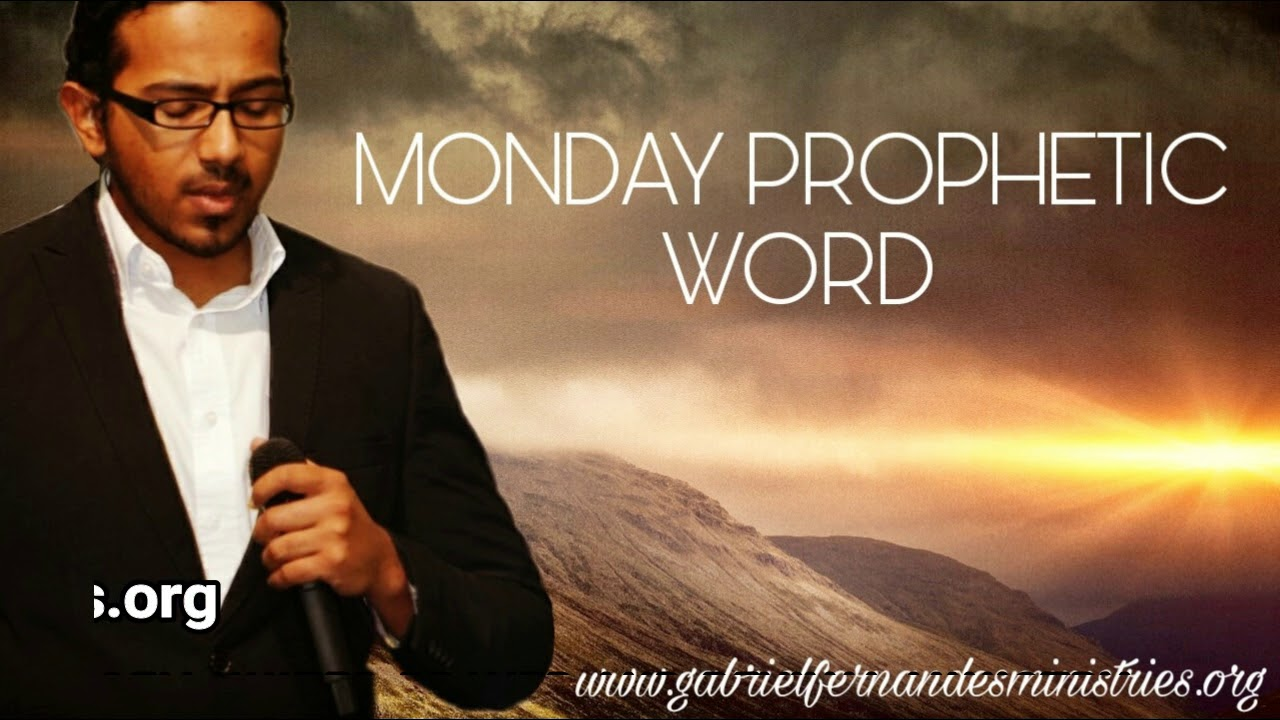Monday Prophetic Word - 30 July 2018 - THE HOLY SPIRIT IS WITH YOU