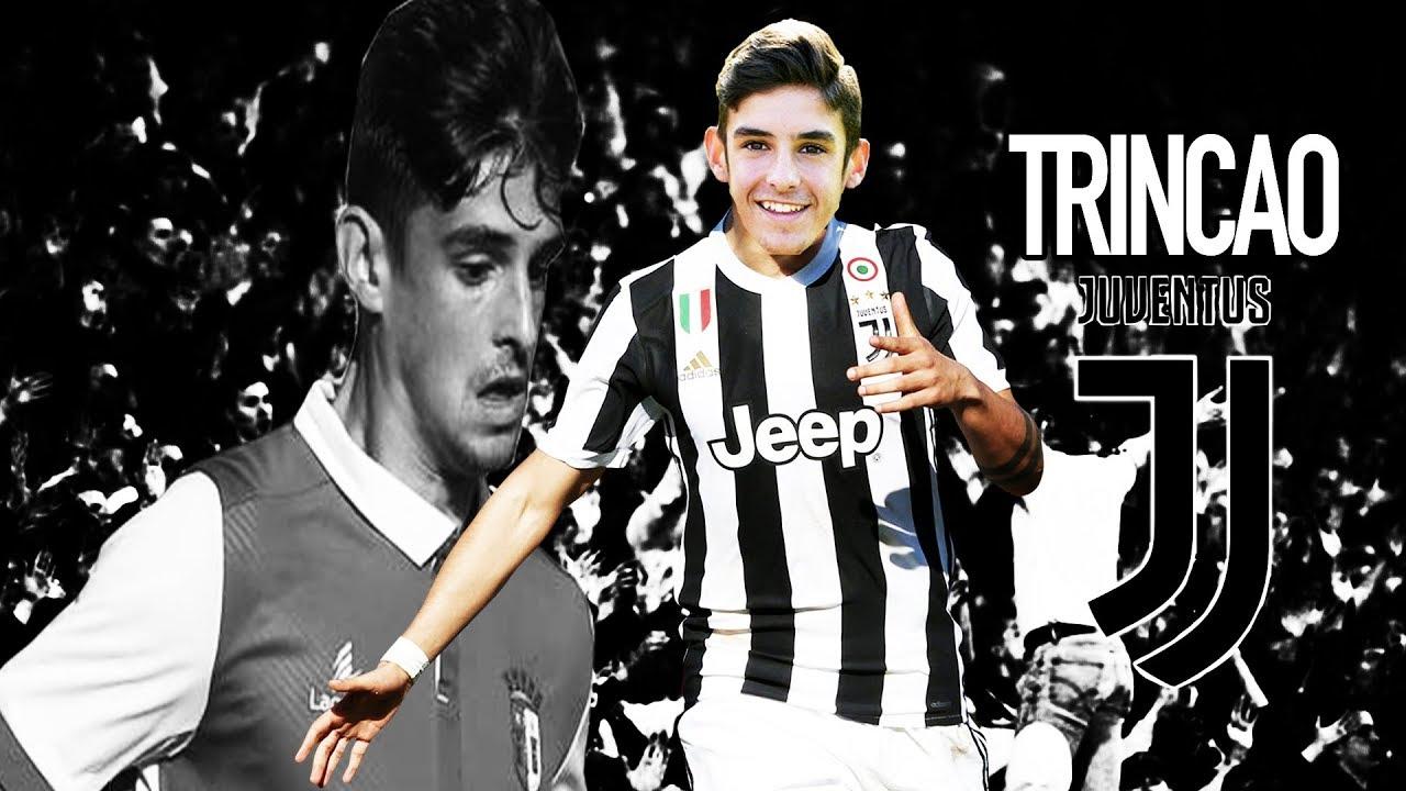 Hasil gambar untuk Francisco Trincao juventus