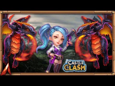Gunslinger Vs. HBM T! Castle Clash