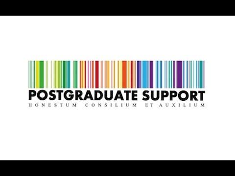 Postgraduate Support-Free Consultation