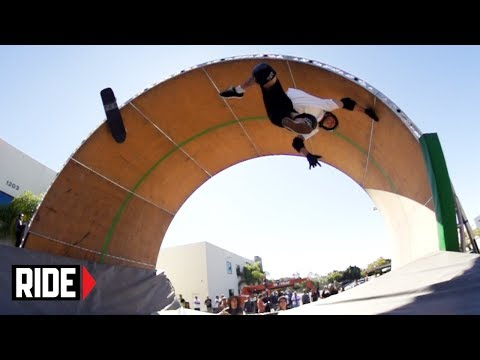 Tony Hawk's Loop of Death - Slams, Attempts and Makes - Full Edit 2013