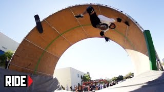 Tony Hawk's Loop of Death - Slams, Attempts and Makes - Full Edit 2013 thumbnail
