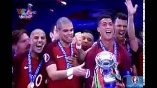 TOÀN CẢNH LỄ TRAO GIẢI EURO 2016