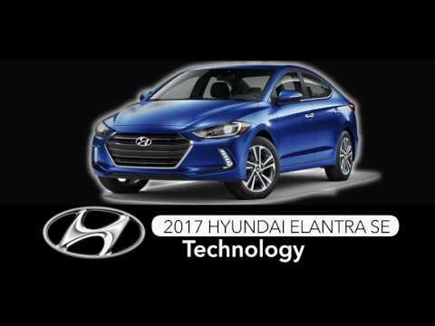 2017 Hyundai Elantra SE Athens, GA - Safety Features for sale at Hyundai of Athens