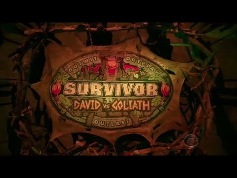 Survivor David VS Goliath: Preview (Season 37)