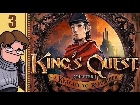 Let's Play King's Quest (2015) Chapter 1 Part 3 - Manny (Wallace Shawn)