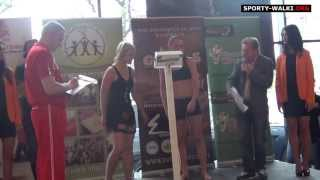 Waga 65 kg: Róża Gumienna vs Verigo Ekaterina